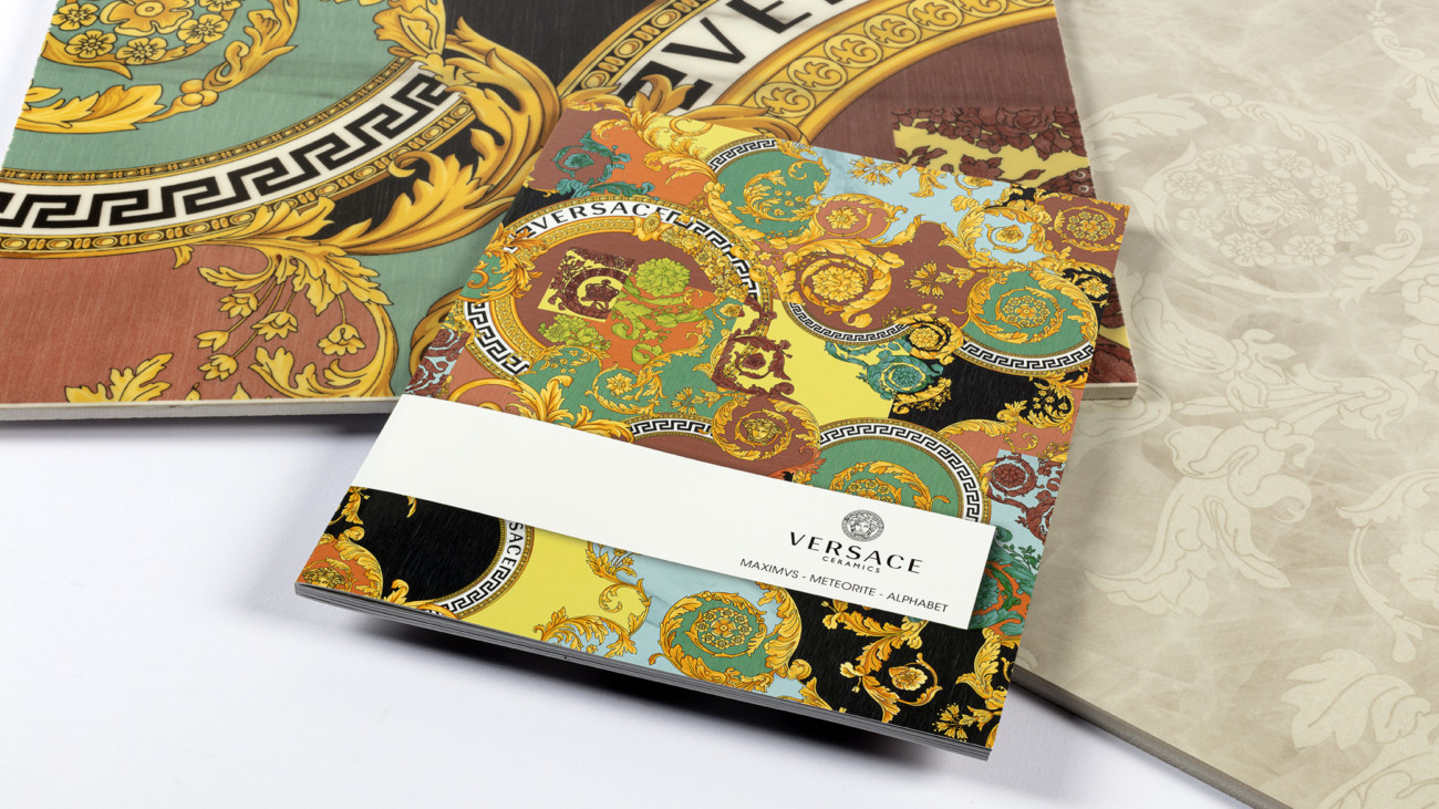 Catalogo Versace Ceramics